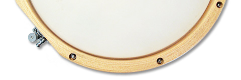 "PT Drums Jeff Consi ""Buttermilk"" Signature Snare"