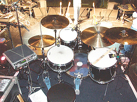 UK Yamaha Tour Kit