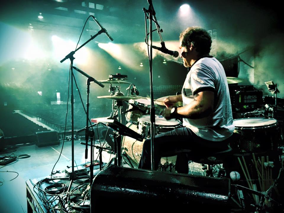 Jeff Consi   Drummer   The Badloves